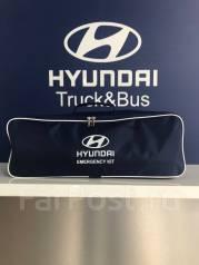 Дорожный набор автомобилиста hyundai знак аварийный Авто аптечка