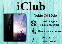 Nokia X6. Новый, 32 Гб, Черный