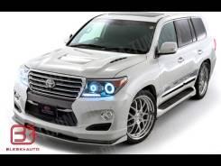 Обвес кузова аэродинамический. Toyota Land Cruiser, GRJ76K, GRJ79K, J200, URJ202, URJ202W, VDJ200 Двигатели: 1GRFE, 1URFE, 1VDFTV, 3URFE