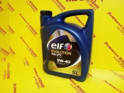 Elf Evolution. Вязкость 5W-40, синтетическое. Под заказ