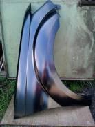 Крыло переднее правое для MMC Outlander XL (CW) 2006- 05/2009 черное