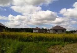 Продам земельный участок в с. Краснореченское. 4 000кв.м., собственность, электричество, вода, от агентства недвижимости (посредник)