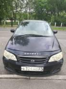 Honda Odyssey. автомат, 4wd, 2.5 (150л.с.), бензин, 231 857тыс. км