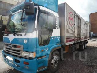 Hino Profia. Продам грузовой изотермический фургон HINO Profia 2004 г. в. 25 ПТС, 12 882куб. см., 10 000кг., 6x2