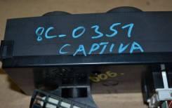 Блок управления климат-контролем Chevrolet / Daewoo Captiva / Winstorm