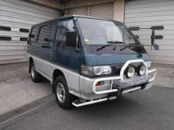 Mitsubishi Delica. автомат, 4wd, 2.5, дизель, б/п, нет птс. Под заказ