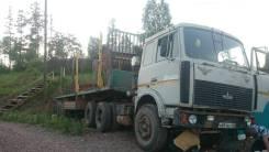 МАЗ 64229. Продается Маз 64229 сидельный тягач вместе с прицепом, 16 500куб. см., 24 000кг.