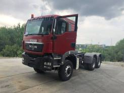 MAN TGS 33.430. Продается грузовик 6x6 BBC-W, 5 000куб. см., 60 000кг.