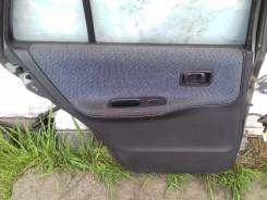 Обшивка двери. Nissan Pulsar, FN14, FNN14, N14, SN14 Nissan Sunny, N14 Двигатели: CD17, GA15DS, GA16DE, CD20, GA14DE, GA14DS, GA16DS, SR20DE, SR20DET