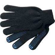Наличии) Перчатки механика х/б черные арт ZX-2