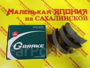 Колодки тормозные барабанные. Subaru Forester, SG5 Subaru Impreza, GD9, GDC, GDD, GG2, GG3, GG9, GGC, GGD Двигатели: EJ203, EJ205, EJ152, EJ154, EJ204