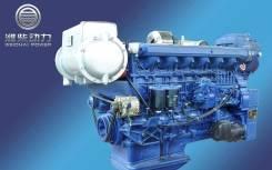 Двигатель Sinotruk WD615.69 Евро-2 336 л/с HOWO