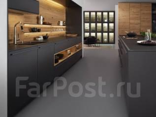 Кухня на заказ Хабаровск. (проектирование, производство, монтаж). Под заказ
