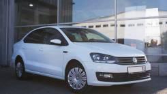 Volkswagen Polo. Без водителя