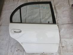 Дверь боковая задняя правая Toyota Corolla AE100 седан тойота