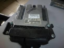 Блок управления двс. Audi A4, 8EC, 8ED Audi S4, 8EC, 8ED Двигатель BGB