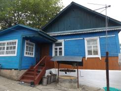 Продам дом в п. Шкотово в Шкотовском районе. Улица Ленинская 122, р-н п.Шкотово, площадь дома 39кв.м., электричество 15 кВт, отопление твердотопливн...