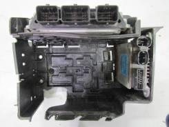Блок управления двс. Citroen C2