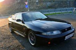 Nissan Skyline GT-R. механика, 4wd, 2.6 (280л.с.), бензин, 124 000тыс. км
