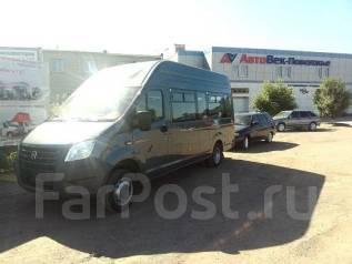 ГАЗ ГАЗель Next. Газель Некст, автобус малого класса, 2018г. в., 2 600куб. см., 17 мест