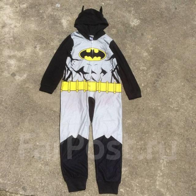 Кигуруми пижама Бэтмон Batman - Детская одежда во Владивостоке 5aa0d1185a69c