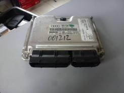 Блок управления двс. Audi S6, 4F2 Audi A6, 4F2, 4F2/C6 Двигатель BAT