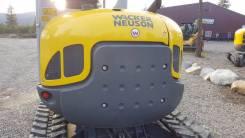 Wacker Neuson. Миниэкскаватор EZ 53
