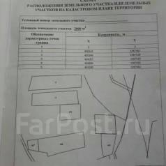 Продам земельный участок с. Кугуки 2500кв. м. Схема участка