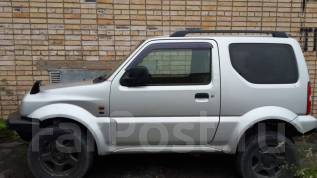 Suzuki Jimny Wide. автомат, 4wd, 1.3 (63л.с.), бензин, 133 354тыс. км