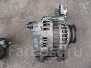 Генератор. Mitsubishi: L200, Delica, Pajero, Nativa, Montero, Montero Sport, Challenger Двигатель 4M40