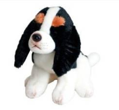 Игрушка мягкая Собака Эля
