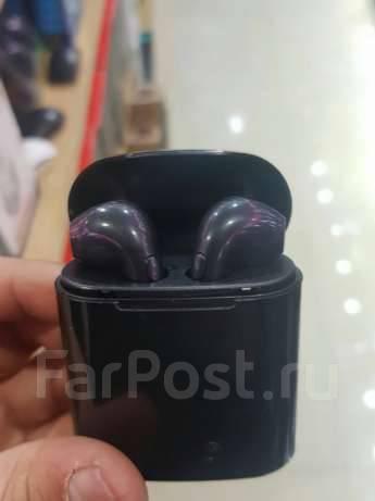 Bluetooth наушники гарнитура I7s Tws высокого качества