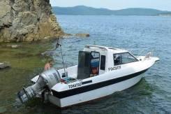 Tohatsu. 1998 год год, длина 7,00м., двигатель подвесной, 130,00л.с., бензин