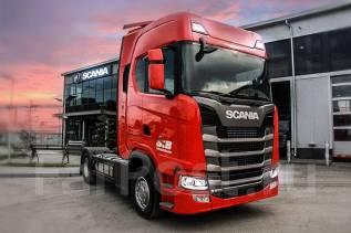 Новое поколение Scania с авансом от 10% в лизинг