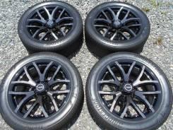 Колеса RAYS Daytona F6 Bridgestone Alenza 001 Prado 150 GX460 Fortuner