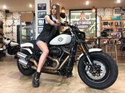 Harley-Davidson Dyna Fat Bob. 1 868куб. см., исправен, птс, без пробега