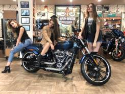 Harley-Davidson Breakout FXSB. 1 868куб. см., исправен, птс, без пробега