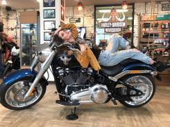 Harley-Davidson Fat Boy. 1 870куб. см., исправен, птс, без пробега