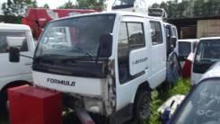 Кабина. Nissan Atlas, P4F23, P8F23, R4F23, R8F23 Двигатель TD27