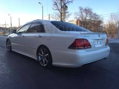 Порог пластиковый. Toyota Crown, GRS180, GRS181, GRS182, GRS183, GRS184, GRS188
