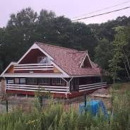 Строим деревянные дома из бруса и бревна.