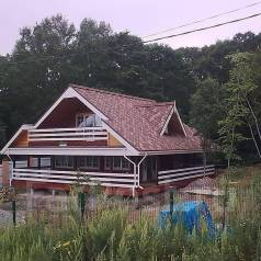 Строим деревянные дома из бруса и бревна. Адекватные цены.
