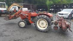 Yanmar. Трактор YM3810d, 38 л.с.