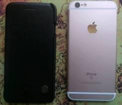Apple iPhone 6s. Новый, 64 Гб, Золотой