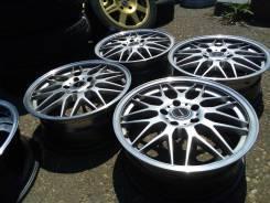 """ASA Wheels. 7.0x17"""", 5x114.30, ET38, ЦО 73,1мм."""