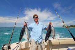 Морская рыбалка + катерная прогулка по островам! 22. 09 3000 руб!