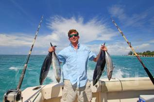 Морская рыбалка + катерная прогулка по островам! 3000 руб! 24 августа