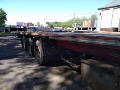 Ремонт грузовых автомобилей и прицепной техники