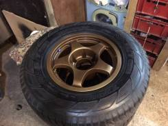 Комплект колес OZ racing 265/70/R16 Yokohama Avs S/T type-1 V801