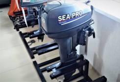 Sea-Pro. 9,90л.с., 2-тактный, бензиновый, нога S (381 мм), 2018 год